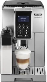 Delonghi Coffee Machine Dinamica ECAM 350.55 Silver