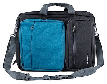 Modecom Reno Laptop 15.6 Bag / Backpack Blue