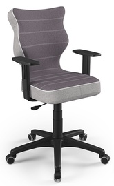 Детский стул Entelo Duo CR07, черный, 400 мм x 1000 мм