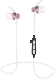 Ausinės Platinet PM1060 Pink, belaidės