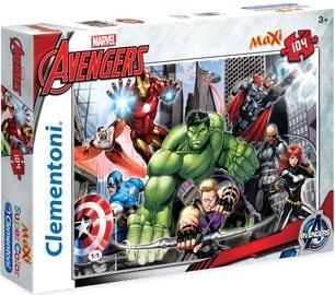 Puzle Clementoni Maxi SuperColor The Avengers 23688, 104 gab.