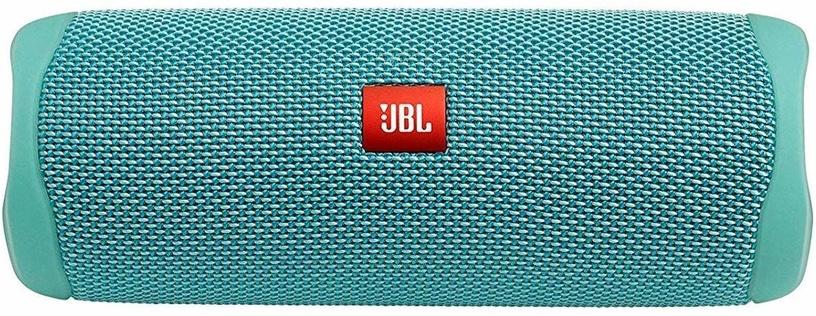 Belaidė kolonėlė JBL Flip 5 Teal, 20 W