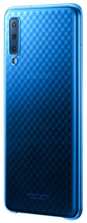 Samsung Gradation Cover For Samsung Galaxy A7 A750 Blue