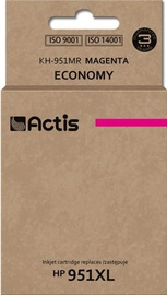 Кассета для принтера Actis Cartridge KH-951MR For HP 25ml Magenta