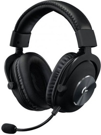 Logitech Pro X Wireless Lightspeed Gaming Headset Black