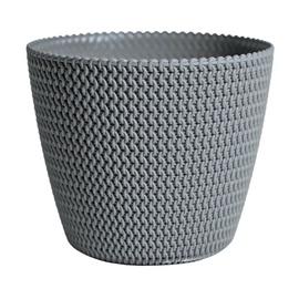 Prosperplast Indoor Plant Pots 15.7x13.2cm Grey