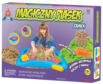 Kinetinis smėlis Russell Magic Sand Castle Set 0134581