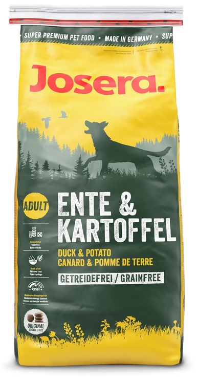 Josera Adult Dog Duck&Potato 900g
