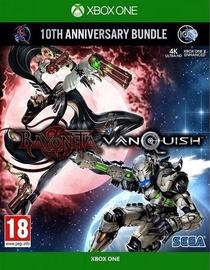 Bayonetta and Vanquish 10th Anniversary Bundle Xbox One