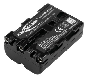 Ansmann A-Son NP Camera Battery FM500H LI 7.4V/ 1500mAh