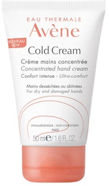 Rankų kremas Avene Cold Cream Concentrated, 50 ml