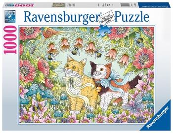 Ravensburger Puzzle Kitten Friendship 1000pcs 16731