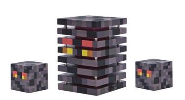 Jazwares Minecraft Magma Cube Series 4