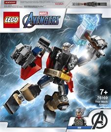 Конструктор LEGO Super Heroes Marvel Тор: робот 76169, 139 шт.
