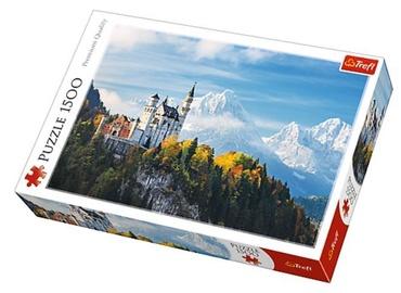 Puzle Trefl Bavarian Alps 26133, 1500 gab.