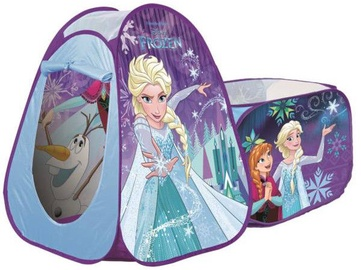 John Pop Up Tent With Tunnel Disney Frozen 75161
