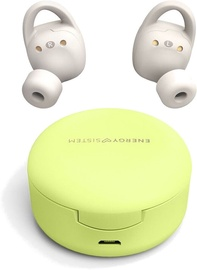 Energy Sistem Sport 6 True Wireless In-Ear Earphones Light Lime