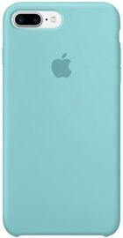 Apple Silicone Back Case For Apple iPhone 7 Sea Blue