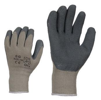 Рабочие перчатки Diana Warm Gloves With Latex SG17 7