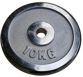 Diskinis svoris grifui YLPS18, chromuotas, 10 kg