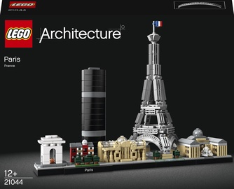 Конструктор LEGO Architecture Париж 21044, 694 шт.