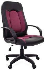 Chairman Office Chair 429 Eko Black/Bordo