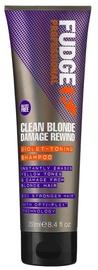 Шампунь Fudge Clean Blonde Damage Rewind Violet-Toning Shampoo 250ml