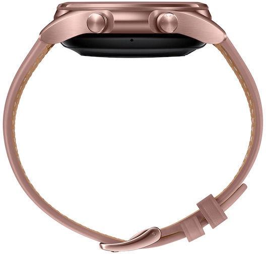 Išmanusis laikrodis Samsung GW3, oranžinė/bronzos