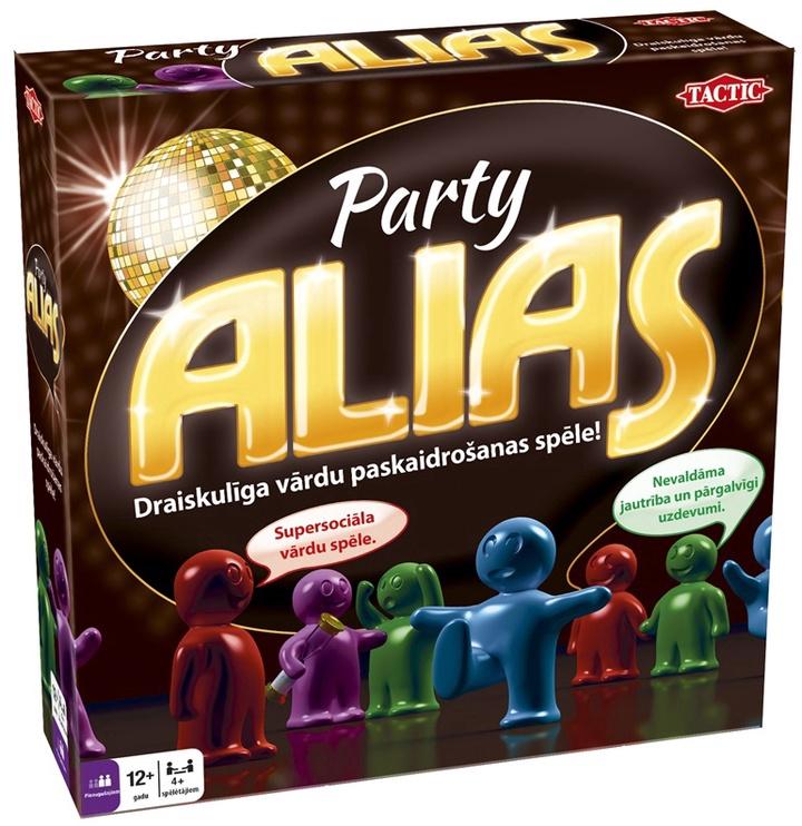 Lauamäng Tactic, Alias Party