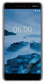 Nokia 6 2018 Dual 3/32GB White Iron