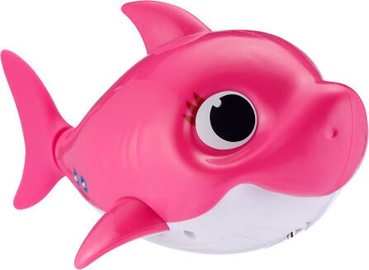 Игрушка для ванны Zuru Pinkfong Baby Shark Mommy Shark Pink, 9 см
