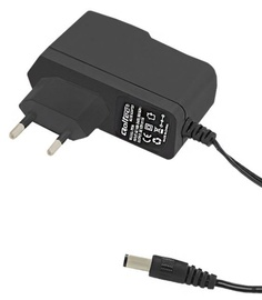Qoltec AC Adapter 5.5 x 2.5 / Euro Black