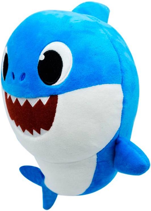 Žaislas Pinkfong Smart Baby Shark Daddy Shark, 35cm
