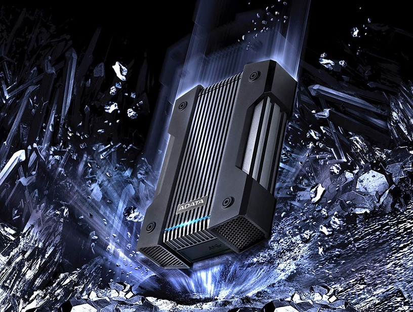 Adata HD830 USB 3.1 2TB Black