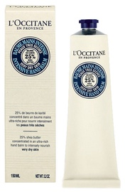Rankų kremas L´Occitane Shea Butter Intensive, 150 ml