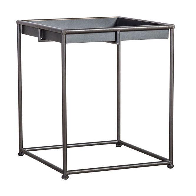 Sidetable Met La.Home4you Ferro Side Table Metal
