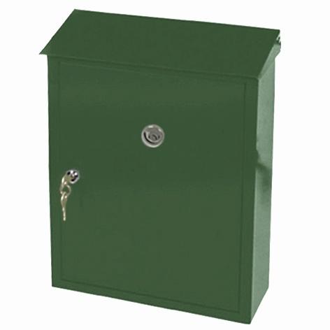 Pašto dėžutė Glori Ir Ko PD900 Green, 290x100x385 mm