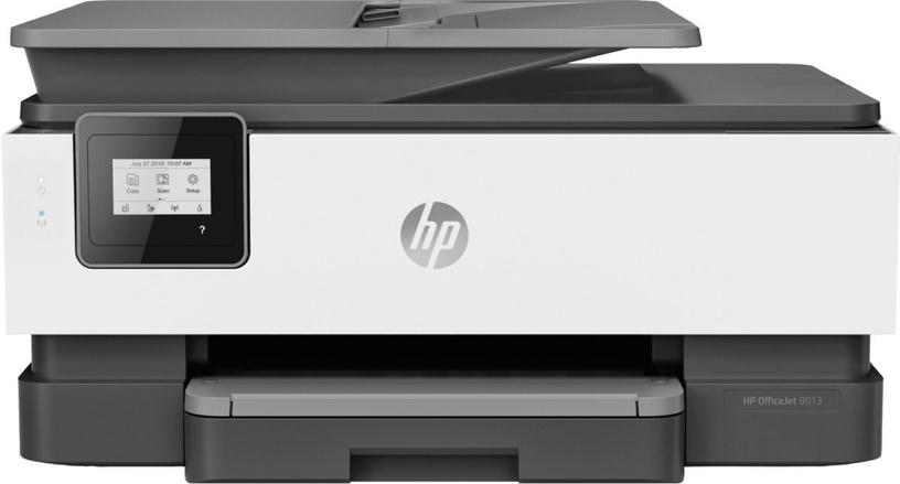 Многофункциональный принтер HP OfficeJet 8013 All-in-One, струйный, цветной