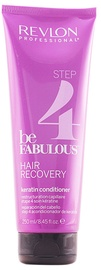 Plaukų kondicionierius Revlon Be Fabulous Hair Recovery Step 4 Keratin Conditioner, 250 ml