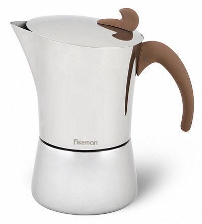 Fissman Stovetop Espresso Maker For 9 Cups 540ml
