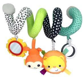 Игрушка для коляски Infantino Spiral Activity Toy, многоцветный