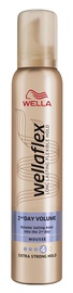 Wella Wellaflex 2 Days Volume Extra Strong Hair Mousse 200ml