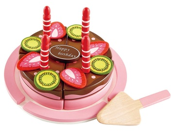 Hape Double Flavored Birthday Cake Set E3140