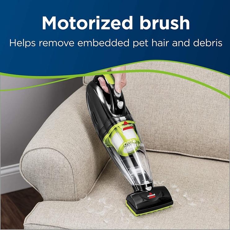 Bissell Pet Hair Eraser Cordless Handheld Vacuum Cleaner