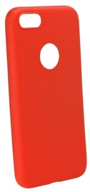 Mocco Ultra Slim Soft Matte Back Case For Huawei P30 Red