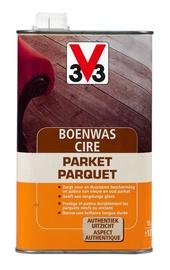Medinės grindų dangos vaškas V33 Boenwas Cire Parket, bespalvis, 1 l