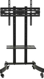 Maclean MC-739 TV Mobile Floor Stand Trolley