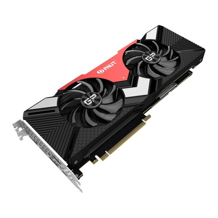 Palit GeForce RTX 2080 Gaming Pro OC 8GB GDDR6 NE62080S20P2-180A