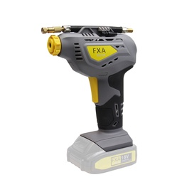 Pistole pumpēšanai FXA X Click JD5171, 18 V