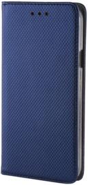 Forever Smart Magnetic Fix Book Case For Samsung Galaxy J6 J600F Dark Blue